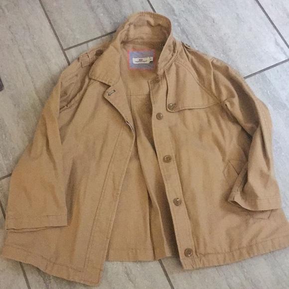 Vineyard Vines Jackets & Blazers - Vineyard Vines Women's pleated swing coat